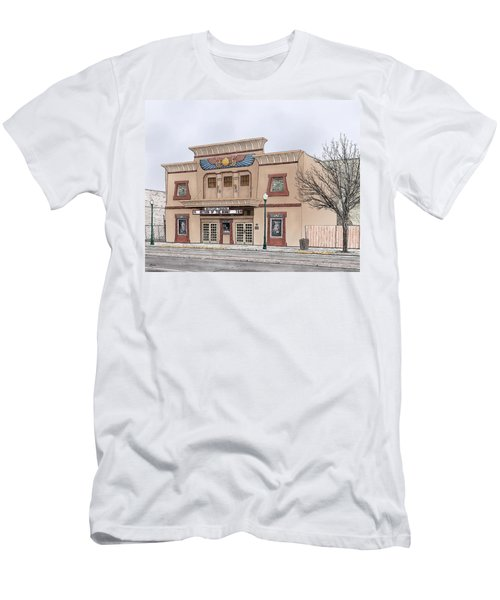 The Egyptian Theatre Men's T-Shirt (Athletic Fit)