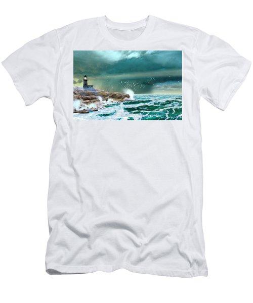 The Eye Of Neptune Men's T-Shirt (Athletic Fit)
