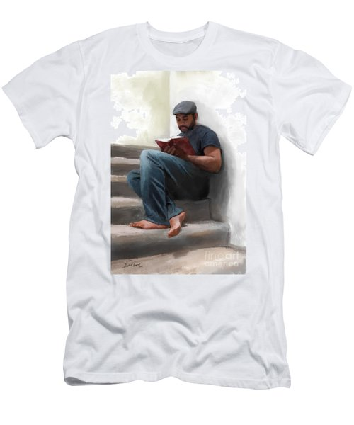 The Good Book Men's T-Shirt (Athletic Fit)