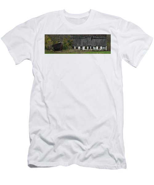 The Lost Arc Men's T-Shirt (Athletic Fit)