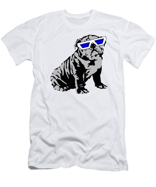 The Lucky Puppy Men's T-Shirt (Athletic Fit)