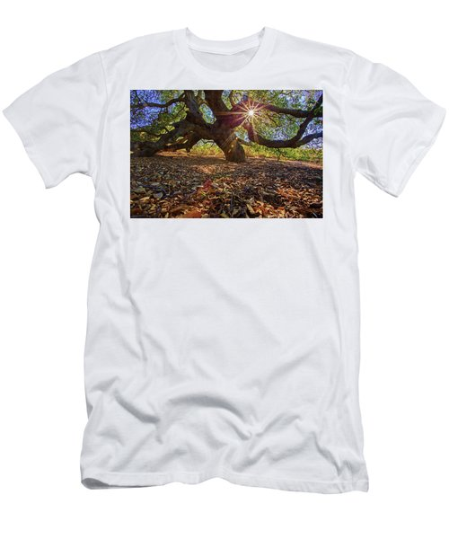 The Old Oak Men's T-Shirt (Athletic Fit)
