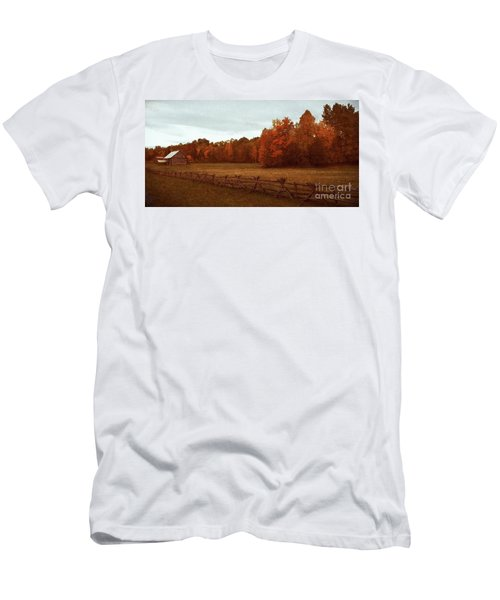 The Road Home Men's T-Shirt (Athletic Fit)