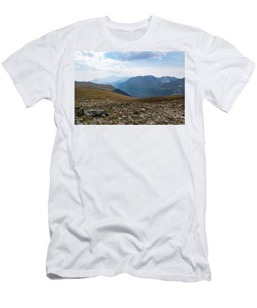 The Rocky Arctic Men's T-Shirt (Athletic Fit)