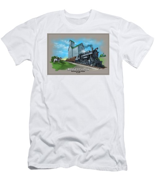 The Ross Elevator Sentinel Of The Plains Men's T-Shirt (Athletic Fit)
