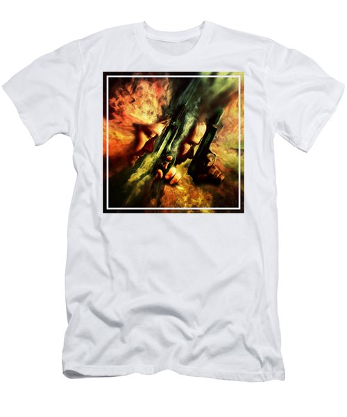The Sandstorm Saints Men's T-Shirt (Athletic Fit)