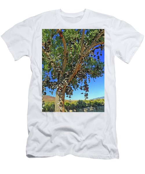 The Shoe Tree Men's T-Shirt (Athletic Fit)