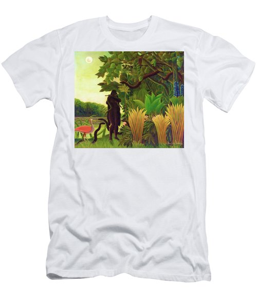 The Snake Charmer - Digital Remastered Edition Men's T-Shirt (Athletic Fit)