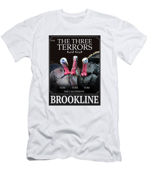 The Three Terrors Men's T-Shirt (Athletic Fit)