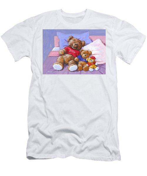 Three Amigos Sketch Men's T-Shirt (Athletic Fit)