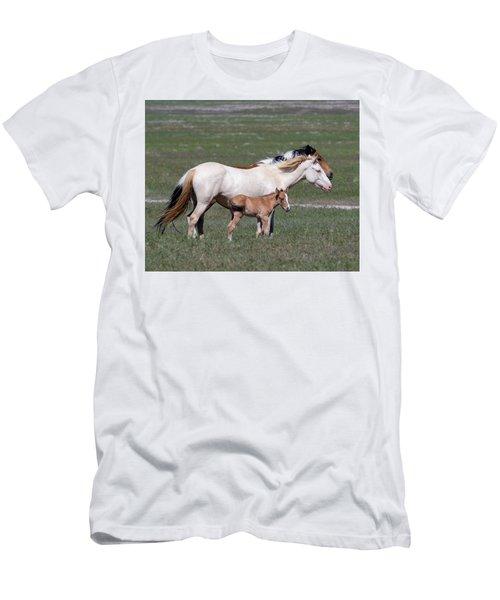 Three Generations Men's T-Shirt (Athletic Fit)