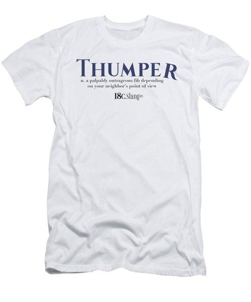 Thumper Men's T-Shirt (Athletic Fit)