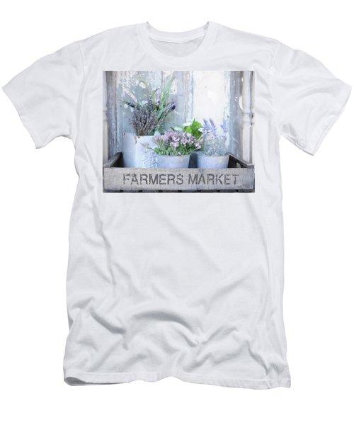 Tins Of Lavender Men's T-Shirt (Athletic Fit)