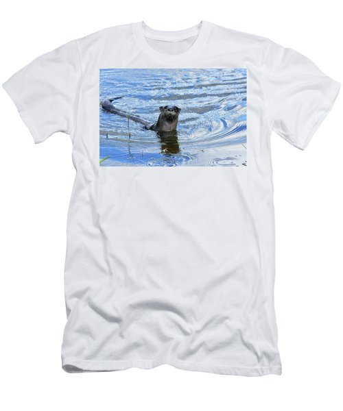To My Otter Amazement Men's T-Shirt (Athletic Fit)