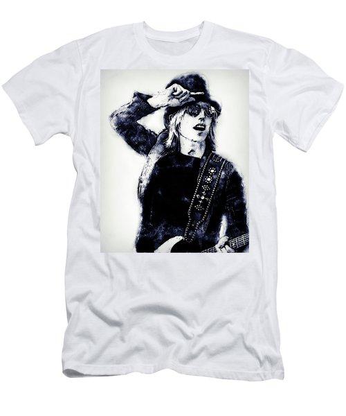 Tom Petty - 30 Men's T-Shirt (Athletic Fit)