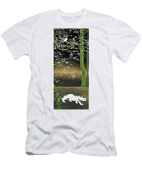 Top Quality Art - Spring Night Men's T-Shirt (Athletic Fit)
