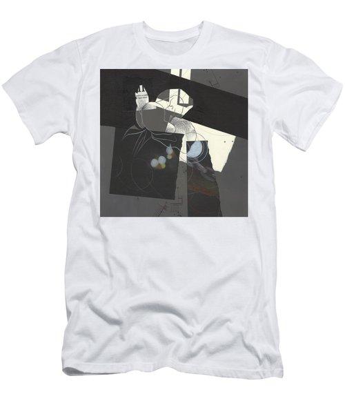 Torn Beauty No. 2 Men's T-Shirt (Athletic Fit)