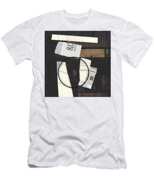 Torn Beauty No. 5 Men's T-Shirt (Athletic Fit)