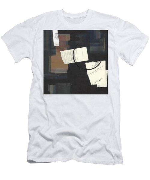 Torn Beauty No. 6 Men's T-Shirt (Athletic Fit)