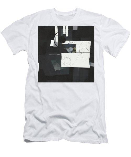 Torn Beauty No. 7 Men's T-Shirt (Athletic Fit)