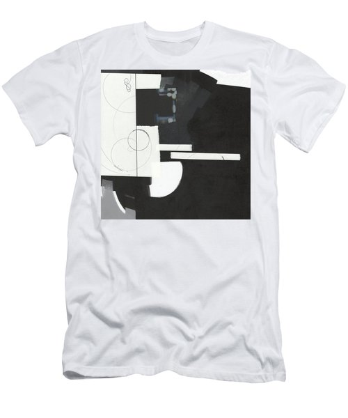 Torn Beauty No. 8 Men's T-Shirt (Athletic Fit)