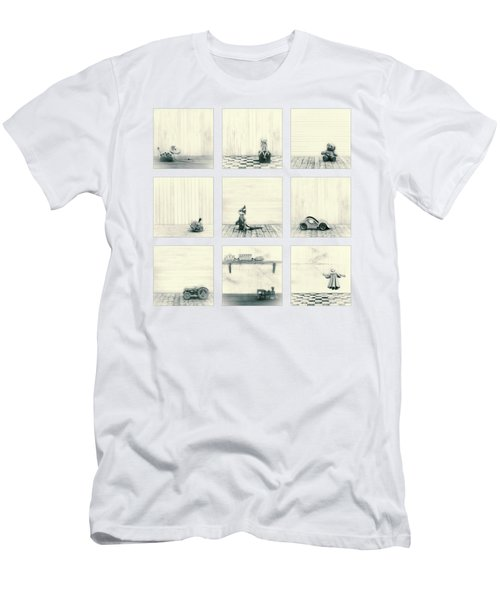 Toy Collection Men's T-Shirt (Athletic Fit)