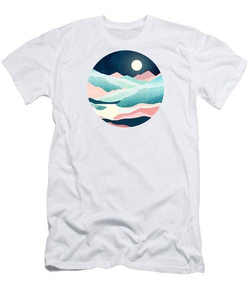 Tranquil Vista Men's T-Shirt (Athletic Fit)