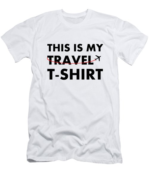 Travel Tee 2 Men's T-Shirt (Athletic Fit)