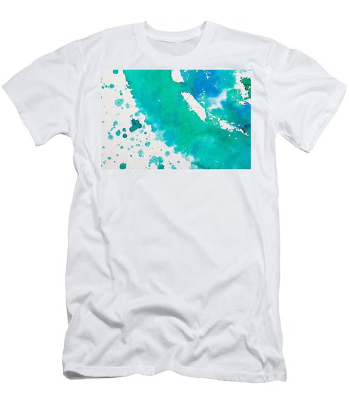 Turquoise Ring Men's T-Shirt (Athletic Fit)