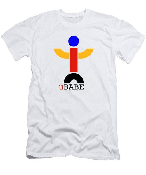 uBABE Boy Men's T-Shirt (Athletic Fit)