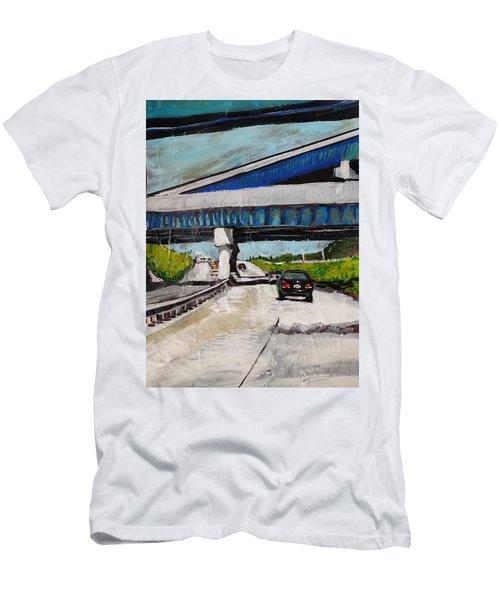 Underpass Z Men's T-Shirt (Athletic Fit)