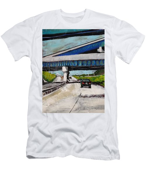 Underpass Z Men's T-Shirt (Athletic Fit)