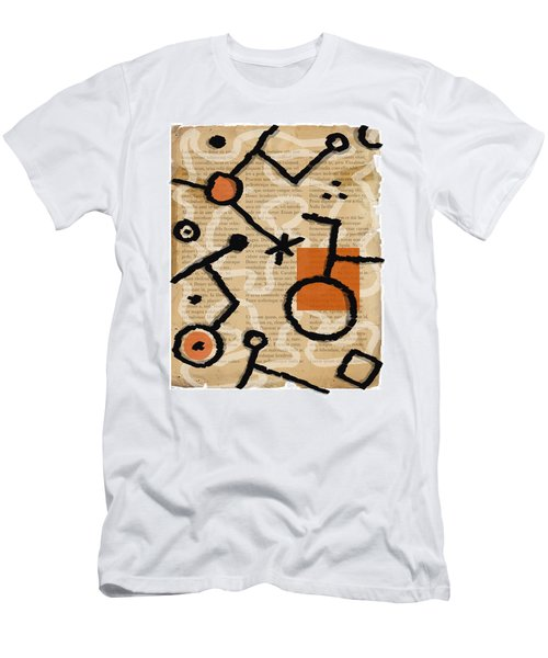 Unicycle Men's T-Shirt (Athletic Fit)