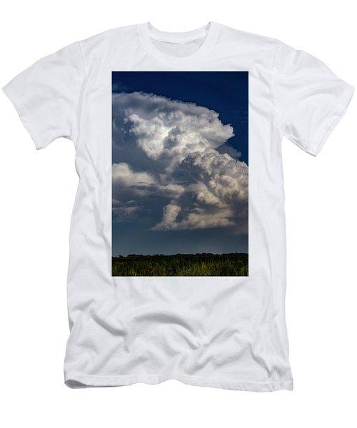 Updrafts And Anvil 008 Men's T-Shirt (Athletic Fit)