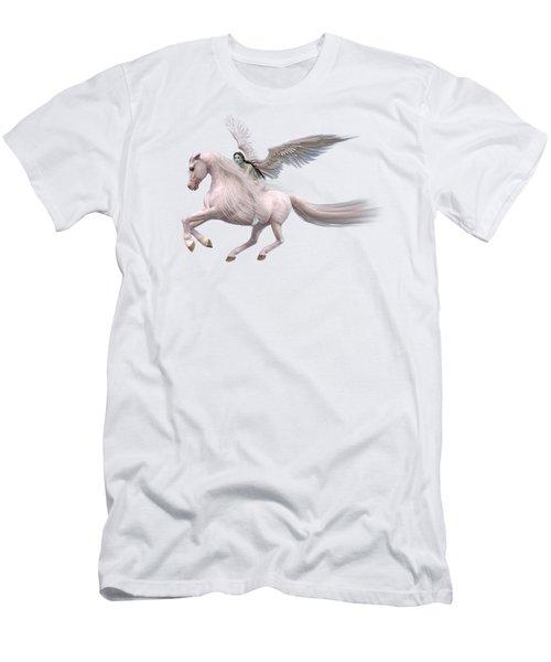Valkyrie Spirit Men's T-Shirt (Athletic Fit)