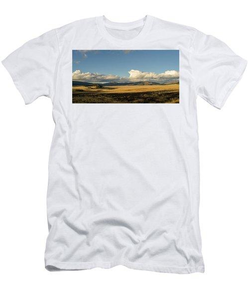 Valles Caldera National Preserve II Men's T-Shirt (Athletic Fit)