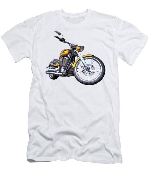 Victory Motorcycle 106 Men's T-Shirt (Athletic Fit)