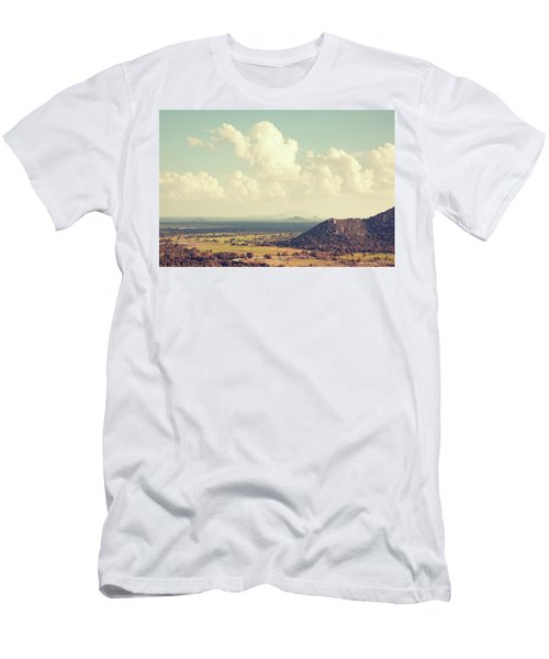 View From Mihintale Men's T-Shirt (Athletic Fit)
