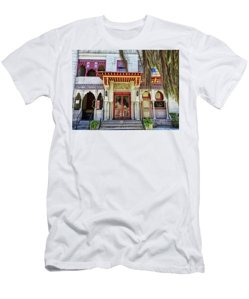 Villa Zorayda Men's T-Shirt (Athletic Fit)