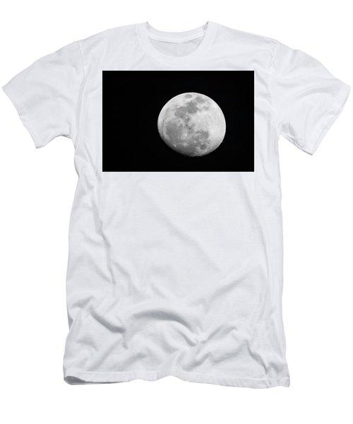 Waxing Gibbous Men's T-Shirt (Athletic Fit)