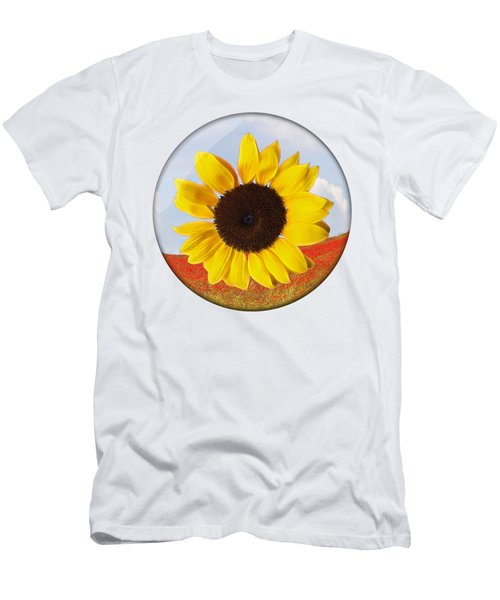 What A Day For A Daydream Men's T-Shirt (Athletic Fit)