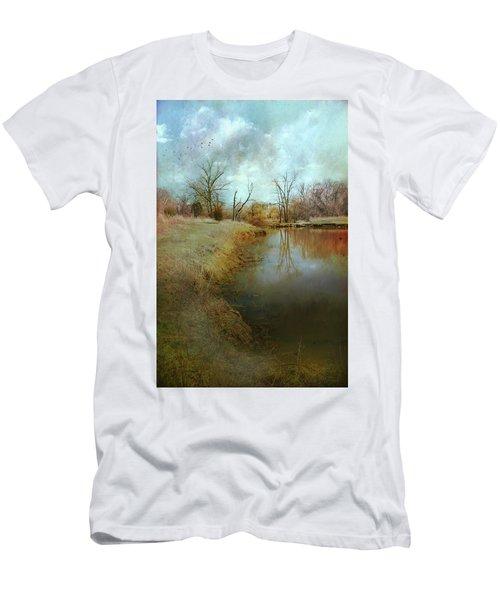 Where Poets Dream Men's T-Shirt (Athletic Fit)