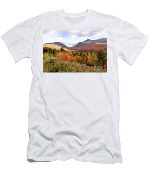 White Mtns Waterville Valley 2 Men's T-Shirt (Athletic Fit)
