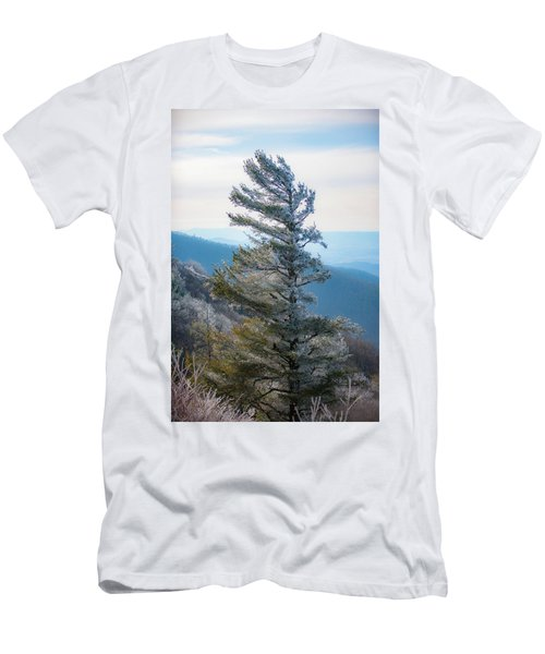 Wind Shaped Men's T-Shirt (Athletic Fit)