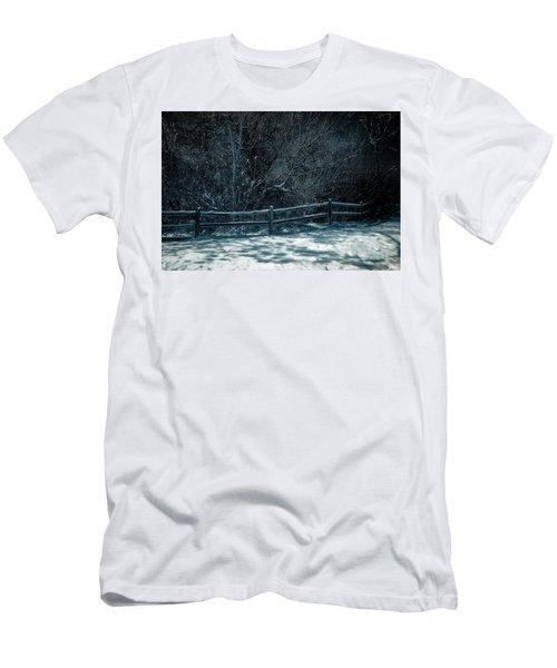 Winter Arrived Men's T-Shirt (Athletic Fit)
