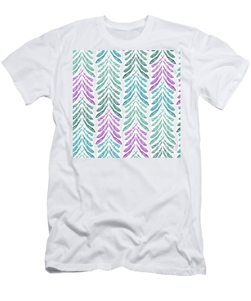 Winter Forest, 2016 Men's T-Shirt (Athletic Fit)