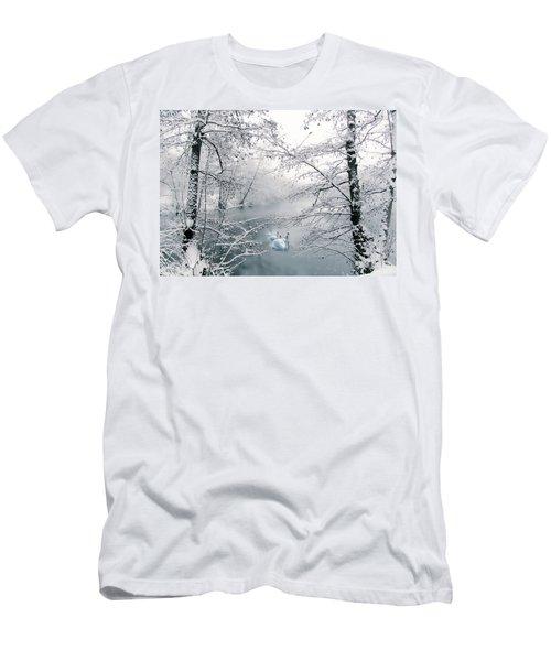 Winter Journey Men's T-Shirt (Athletic Fit)