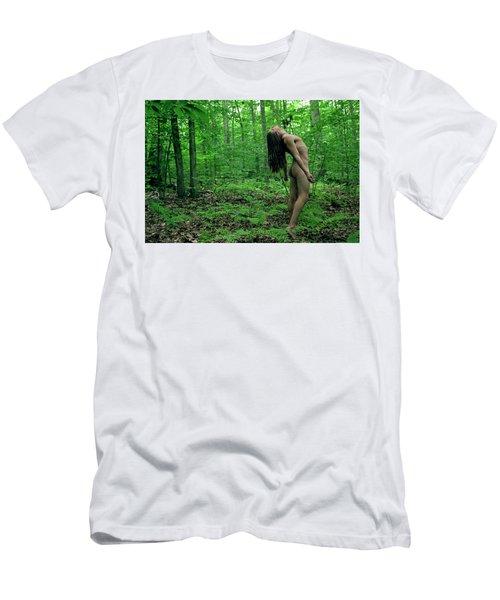 Woods Men's T-Shirt (Athletic Fit)