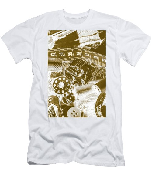 Woven To Worn Men's T-Shirt (Athletic Fit)