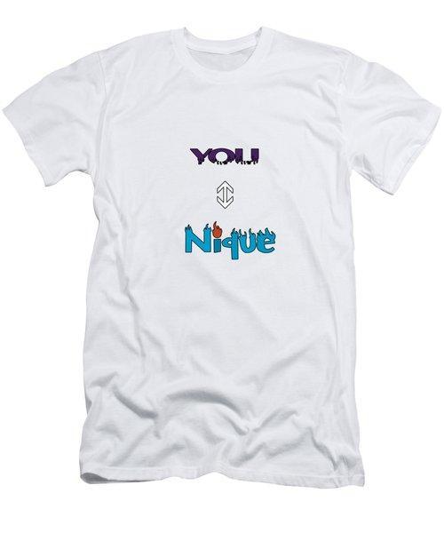 You Nique Men's T-Shirt (Athletic Fit)
